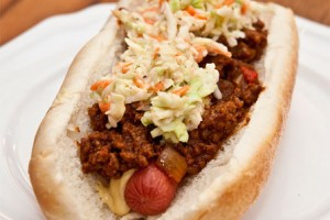 West Virginia Slaw Dog