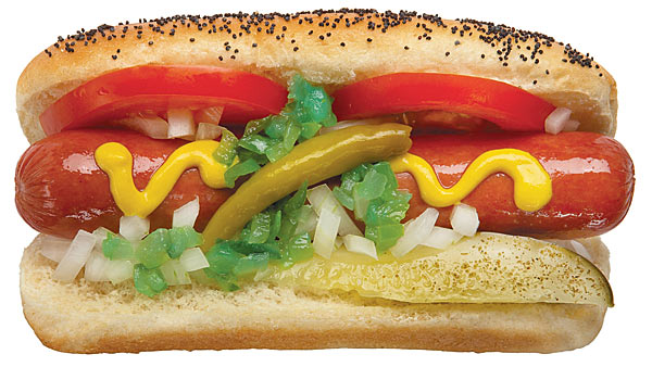 Top  Hot Dogs In Chicago